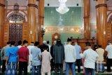 Masjid Agung Al Furqon Bandarlampung tiadakan shalat tarawih