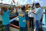 HNSI bersama KSOP Kelas I Panjang lakukan sertifikasi kapal nelayan