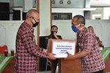 ASN Bantul donasikan ribuan paket sembako untuk warga terdampak COVID