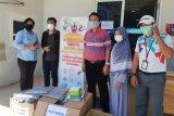 BKI Makassar Sumbang APD bagi tenaga medis RSUD Labuang Baji