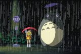 Ghibli sediakan latar virtual untuk video conference