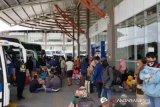 Bus Terminal Pulogebang naikkan harga tiket 50 persen