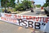 Memutus mata rantai penularan COVID-19 di Padang lewat PSBB