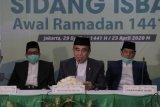 Menag mengingatkan ibadah Ramadhan tetap di rumah