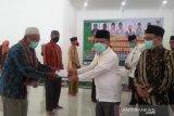 Rp170 juta untuk membantu ulama di Padang Pariaman yang terdampak pandemi COVID-19
