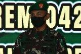 Kolonel Kav M Zulkifli jabat Danrem 042/Gapu Jambi