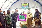 Pemkab Meranti terima bantuan APD bagi Tenaga Kesehatan dari RAPP, APR, Asian Agri