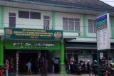 Pasien dalam pengawasan asal OKU Selatan meninggal saat dirawat di RS Baturaja