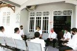 Wabup Pringsewu lakukan sosialisasi pencegahan persebaran COVID-19 dan DBD di Kecamatan