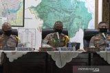 Polda Sumatra Selatan lanjutkan Operasi Kontingensi Aman Nusa II