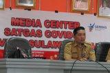 Tiga karyawan fasilitas kesehatan Sulut terpapar COVID-19