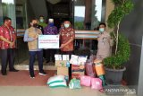 Bank Nagari salurkan bantuan untuk masyarakat terdampak COVID-19