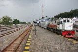 PT KAI Daop 8 Surabaya kembali kurangi perjalanan KA lokal