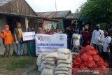 Lembaga kemanusiaan di Palu bantu warga terdampak pandemi COVID-19