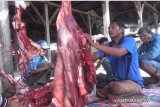 Hari pertama Ramadhan, harga daging sapi di Pasaman Barat tembus Rp160 ribu perkilogram