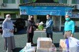 SKK Migas-Ophir serahkan bantuan APD  kepada Gugus Tugas Barut