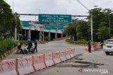 Terminal Pulogebang Jakarta Timur ditutup total