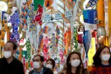 Prefektur Osaka Jepang akan permalukan tempat pachinko penentang karantina