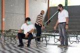 GOR Satria dijadikan tempat karantina massal bagi pemudik