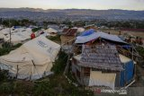 Dua kali penyintas gempa Sulteng  jalani puasa ramadhan di huntara