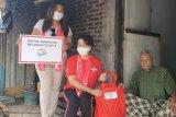 Bantu atasi dampak COVID-19, Pertiwi Semarang distribusikan sembako kepada ratusan lansia