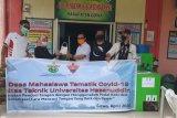 FT Unhas Makassar salurkan alat cuci tangan untuk Puskesmas dan Polsek