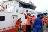 Basarnas Lampung bantu evakuasi penumpang KMP Mutiara Sentosa