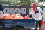 FAF berikan 300 paket sembako bagi masyarakat Kota Sorong