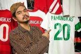 Bepe lelang jersey Piala AFF 2012, donasi Persija tembus Rp310 juta