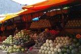 Stok Buah melon dan semangka membludak penuhi kebutuhan buka puasa
