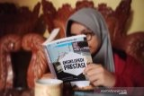 Pandemi COVID-19, Siswa SMP Athirah Bone rilis buku