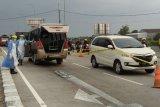 Warga Jombang meninggal di pintu Tol Madiun usai jemput santri dari Temboro