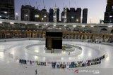 Indonesia apresiasi keputusan Arab Saudi perbolehkan jamaah haji terbatas