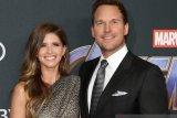 Pasangan Chris Pratt-Katherine nantikan anak pertama