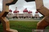 Masjid Agung Meulaboh tidak sajikan  buka puasa gratis, cegah COVID-19