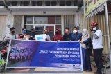 ACT Sulsel terima bantuan peduli COVID-19 dari karyawan PT Telkom