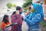 Kader PKK Seruyan diberdayakan produksi masker gratis untuk masyarakat