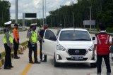HK perketat pengawasan di gerbang tol Kayu Agung