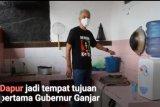 Gubernur Jateng Ganjar Pranowo kunjungi dan bantu  mahasiswa Sulut di Salatiga