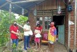 #Angkat1Saudara,  Pemuda Katolik bantu pangan masyarakat kurang mampu
