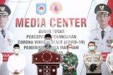 Forkopimda-MUI Kota Mataram mengeluarkan imbauan tidak salat berjamaah