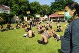 Gelar balap liar saat PSBB di Padang, Polisi serahkan 80 remaja kepada Satpol PP untuk dibina