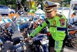 Balap liar di tengah pandemi COVID-19, belasan motor disita Polresta Banyumas (VIDEO)