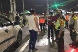 Sebanyak 463 kendaraan pemudik terpaksa putar balik sebelum masuk Jateng