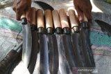 Transaksi penjualan pisau di Kudus pada Ramadhan tahun ini turun