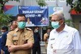 11 orang  WNA Bangladesh dan Sri Langka jalani isolasi di OPD Center Jakabaring