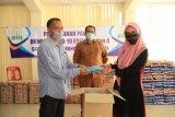 Aceh beri bantuan sembako mahasiswa asing