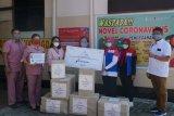 Pertamina berikan 200 paket APD ke RS di Semarang