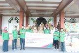 PT Semen Baturaja salurkan bantuan APD untuk tenaga medis