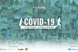 Masyarakat diajak olahraga virtual bertajuk 'COVID-19 Virtual Challenge'